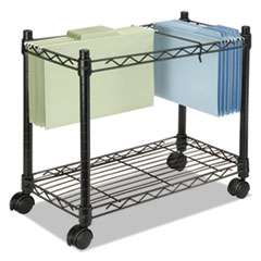 FEL45081 - Fellowes® High-Capacity Rolling File Cart