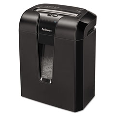 FEL4600001 - Fellowes® Powershred® 63Cb Light-Duty Cross-Cut Shredder