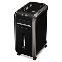 FEL4609001 - Fellowes® Powershred® 99Ms Micro-Cut Shredder