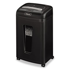 FEL4689401 - Fellowes® Powershred® 455Ms Micro-Cut Shredder