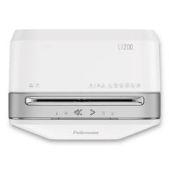 FEL5015101 - Fellowes® Powershred® LX200 Micro Cut Shredder