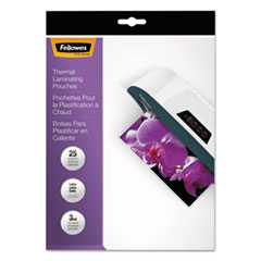 FEL5200501 - Fellowes® Laminating Pouches