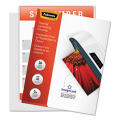 FEL52040 - Fellowes® Laminating Pouches