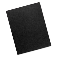 FEL52115 - Fellowes® Expression™ Linen Texture Presentation Covers for Binding Systems
