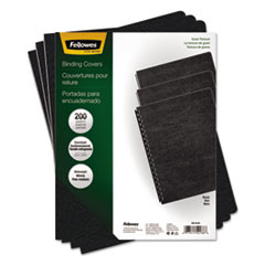 FEL52138 - Fellowes® Expressions™ Classic Grain Texture Presentation Covers for Binding Systems