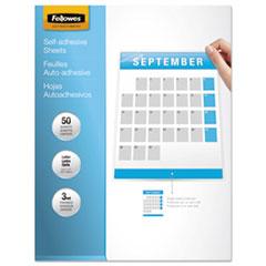 FEL5221502 - Fellowes® Self-Laminating Sheets