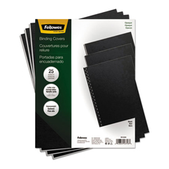 FEL5224901 - Fellowes® Futura™ Premium Heavyweight Poly Presentation Covers for Binding Systems