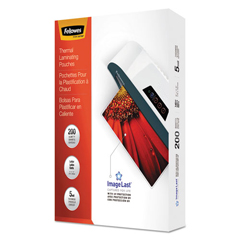 FEL5245301 - Fellowes® ImageLast™ Laminating Pouches with UV Protection