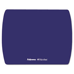 FEL5908001 - Fellowes® Ultra Thin Mouse Pad with Microban®