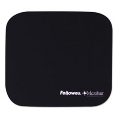 FEL5933801 - Fellowes® Mouse Pad with Microban® Protection
