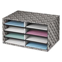 FEL6171301 - Bankers Box® Decorative Literature Sorter
