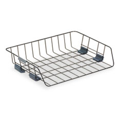 FEL62112 - Fellowes® Side-Load Wire Stacking Letter Tray