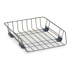 FEL66112 - Fellowes® Front Load Wire Desk Tray