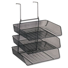 FEL75902 - Fellowes® Mesh Partition Additions™ Triple Tray
