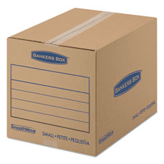 FEL7713801 - Bankers Box® SmoothMove™ Basic Moving Boxes