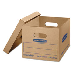 FEL7714203 - Bankers Box® SmoothMove™ Classic Moving and Storage Boxes