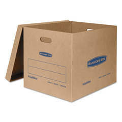 FEL7718201 - Bankers Box® SmoothMove™ Classic Moving  Storage Boxes