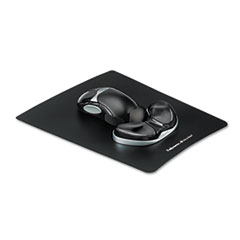 FEL9180701 - Fellowes® Gel Gliding Palm Support With Mouse Pad