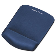 FEL9287301 - Fellowes® PlushTouch™ Wrist Rest with FoamFusion™ Technology