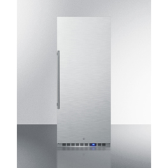 SMAFFAR121SS - Summit ApplianceAccucold Medical® 10.1 CU FT Commercial All-Refrigerator with Stainless Steel Interior and Exterior, Digital Thermostat, Lock & Automatic Defrost Operation