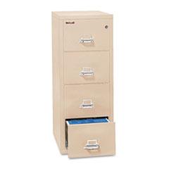 FIR41831CPA - FireKing® Four-Drawer Insulated Vertical File