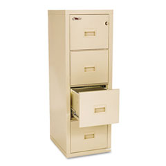 FIR4R1822CPA - FireKing® Compact Turtle® Insulated Vertical File