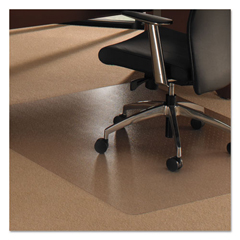 FLR1115015023ER - Floortex® Cleartex® Ultimat® XXL Polycarbonate Square General Office Mat For All Pile Carpets