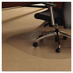 FLR119923SR - Floortex™ ClearTex™ Ultimat™ Polycarbonate Chair Mat for Carpets