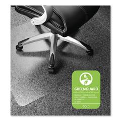 FLRER1115223ER - Floortex® Cleartex® Ultimat® Polycarbonate Chair Mat for Low/Medium Pile Carpets