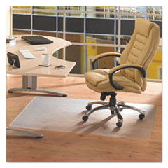 FLRPF1213425EV - Floortex® ClearTex® Advantagemat® Phthalate Free PVC Chair Mat