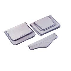 FNT00-1104-12 - Fabrication Enterprises - Hydrocollator® Moist Heat Pack Cover - All-Terry Microfiber - Neck - 9 x 24 - Case of 12