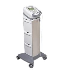 FNT00-2738KC - Fabrication EnterprisesIntelect® Transport - Stim / Ultrasound System With 5 Cm Head And Mobile Cart
