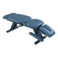 FNT00-9040 - Fabrication Enterprises - Ergobasic™ Treatment Table - Hi-Low, 80 L X 30 W X 18 - 24 H, 6-Section, Soft Foam Top