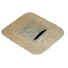 FNT04-2180-10 - Fabrication Enterprises - Dura-Stick® TENS Electrode, 2.25 x 2.5 Rectangle, 40/Case