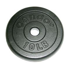 FNT10-0604 - Fabrication EnterprisesIron Disc Weight Plate - 10 lb