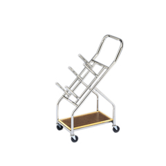 FNT10-0616 - Fabrication EnterprisesIron Disc Weight - Mobile Cart