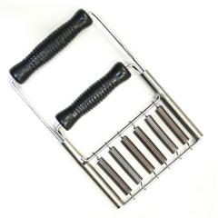 FNT10-0801 - Fabrication Enterprises - 6-Spring Hand Grip (Each)