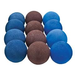 FNT10-0823-12 - Fabrication Enterprises - 4 Foam Ball Hand Exerciser - Dozen