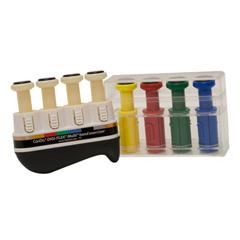 FNT10-3740S - Fabrication EnterprisesDigi-Flex Multi® - Progressive Starter Pack - Frame and 4 Tan (xx-Light), 1 Yellow, 1 Red, 1 Green, 1 Blue Buttons