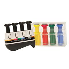 FNT10-3745S - Fabrication EnterprisesDigi-Flex Multi® - Progressive Starter Pack - Frame and 4 Black (x-Heavy), 1 Yellow, 1 Red, 1 Green, 1 Blue Buttons