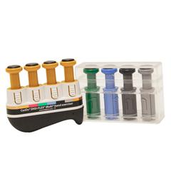 FNT10-3747S - Fabrication EnterprisesDigi-Flex Multi® - Progressive Starter Pack - Frame and 4 Gold (xxx-Heavy), 1 Green, 1 Blue, 1 Black, 1 Silver Buttons