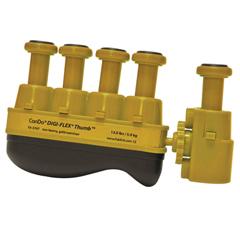 FNT10-3767 - Fabrication Enterprises - Digi-Flex Thumb® - Gold (xxx-Heavy)