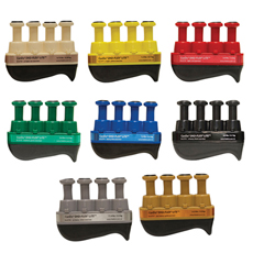 FNT10-3778 - Fabrication EnterprisesDigi-Flex LITE® - Set of 8 (1 Each: Tan, Yellow, Red, Green, Blue, Black, Silver, Gold)