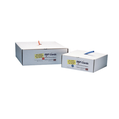 FNT10-5675 - Fabrication Enterprises - Rep Band® Exercise Tubing - Latex Free - 100 - Peach, Level 1