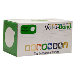 FNT10-6213 - Fabrication Enterprises - Val-u-Band® - Low Powder - 6 Yard - Lime (Level 3/7)