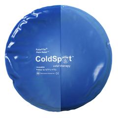 FNT11-1007 - Fabrication Enterprises - Relief Pak® Coldspot™ Blue Vinyl Pack - Circular - 10 Diameter