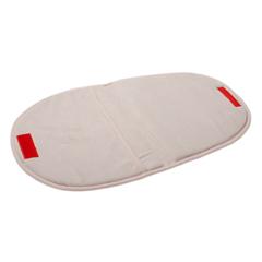 FNT11-1227 - Fabrication Enterprises - Relief Pak® Hotspot® Moist Heat Pack Cover - 12 Diameter - Circular - Each