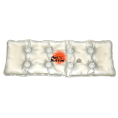 FNT11-1026 - Fabrication Enterprises - Relief Pak® Hot Button® Reusable Instant Hot Compress - Standard - 5 x 15