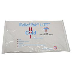 FNT11-1056-12 - Fabrication Enterprises - Relief Pak® Val-u Pak™ Lite® Cold n Hot® Pack - 8 x 14 Case of 12