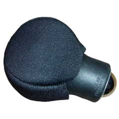 FNT11-1097 - Fabrication Enterprises - Roller Ice Ball-Style Ice Massager Fitted Neoprene Bulb Cover